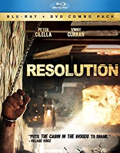 Resolution [Blu-ray + DVD]