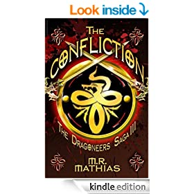 The Confliction (Book Three of the Dragoneers Saga) (Dragoneer Saga 3)