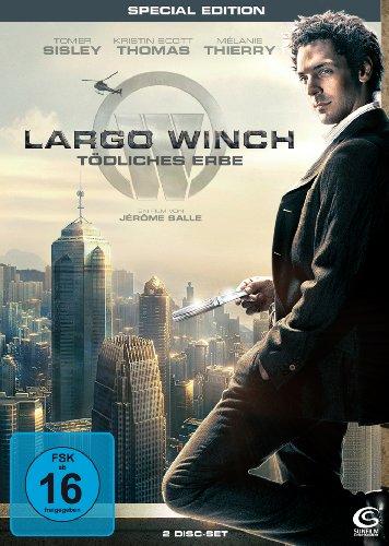 Largo Winch - Tödliches Erbe (2-Disc Special Edition) hier kaufen