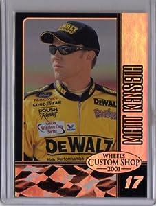 Buy 2001 High Gear Custom Shop Matt Kenseth #Csmk #6 by Press Pass
