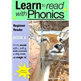 Learn To Read With Phonics, Book 4: 6by Sally Jones