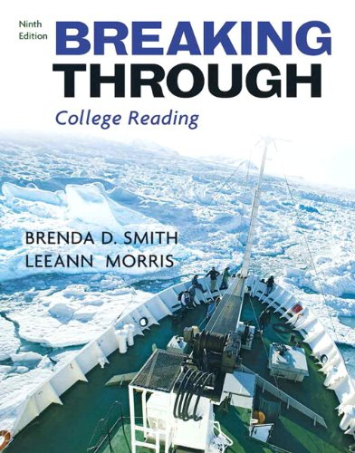 Breaking Through (with MyReadingLab Student Access Code...