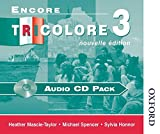 img - for Encore Tricolore Nouvelle 3 Audio CD Pack book / textbook / text book