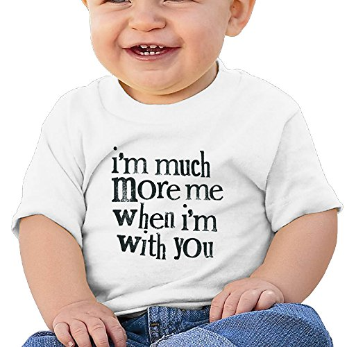 I Am Much More Me Retro Children Tee Shirts (Infinite Santa 8000 compare prices)