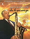 img - for Music Minus One Tenor Sax, Alto Sax, or Trumpet: Boots Randolph-When The Spirit Moves You book / textbook / text book