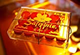 Premium Spanish Saffron Powder Acrylic Box, 15 x .125 Gram Capsules thumbnail