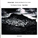 echange, troc William Byrd, Paul (direction) Hillier, Theatre of Voices, Theatre of Voices (ensemble) - Motets