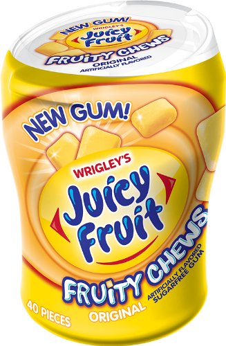 juicy fruit gum sapote fruit