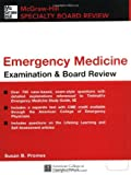 img - for By Susan Promes - Emergency Medicine Examination & Board Review: 3rd (third) Edition book / textbook / text book