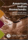 Cover art for  American Indian Homelands: Matters of Truth, Honor and Dignity