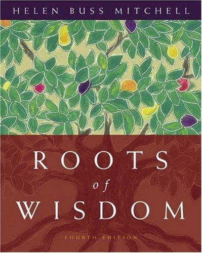 Roots of Wisdom, HELEN MITCHELL BUSS, HELEN BUSS MITCHELL