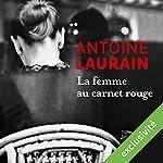 La femme au carnet rouge | Antoine Laurain