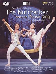 Tchaikovsky: The Nutcracker/ The Mouse King (Arthaus Musik: 101636)