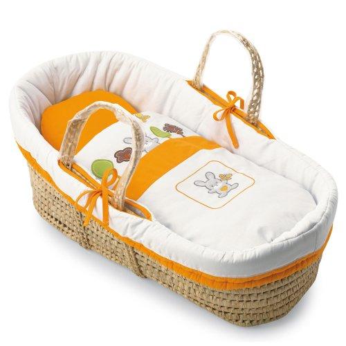 Pali - Cesta porta enfant Bosco, colore: Arancio