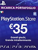 PS4 Branded PSN Card 35 Euro