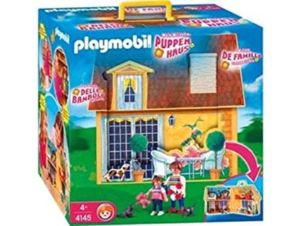 Playmobil Take Along Christmas House Playmobil 4145 Take Along