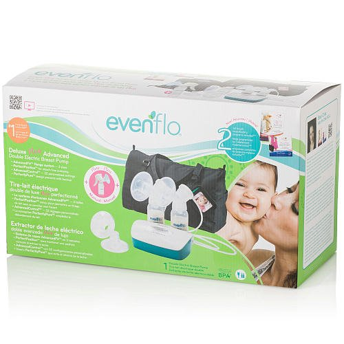 Evenflo Feeding Deluxe Plus Advanced Double Electric Breast Pump