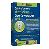 Webroot Antivirus with Spy Sweeper 3-User [Old Version] ~ Webroot Software
