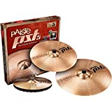 PAISTE PST5 UNIVERSAL + FREE 18 CRASH Cymbals Cymbal value packs