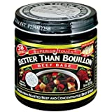 Superior Touch Better Than Bouillon Beef Base 8oz(227g)