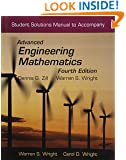 Student Solutions Manual To Accompany Advanced Engineering Mathematics