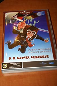 The Pursuit of D.B. Cooper (1981) / Region 2 DVD PAL / Starring: Treat Williams, Kathryn Harrold, Robert Duvall Directed by: Roger Spottiswoode