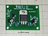 7805 3端子レギュレーター 安定化電源キット