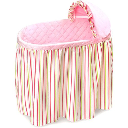 Badger Bassinet Bedding front-852794