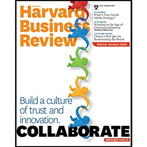 Harvard Business Review, July 2011 Periodical