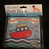 Hey Baby Babys First Bath Book NEW Bath Time Fun