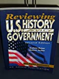 img - for Reviewing Us History And Government With Practice Examinations book / textbook / text book