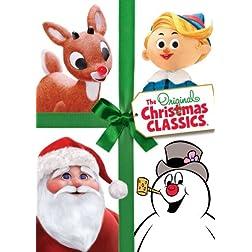 ORIGINAL CHRISTMAS CLASSICS GIFT SET (2011)