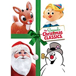 ORIGINAL CHRISTMAS CLASSICS GIFT SET (2011)