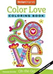 Color Love Coloring Book: On-The-Go!