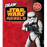 Star Wars Rebels How to Draw Activity Book
