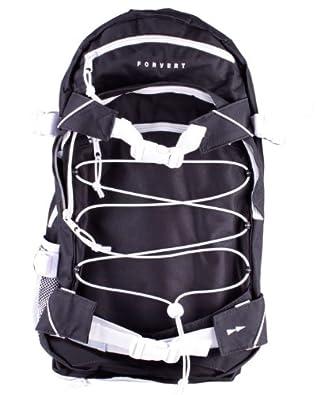 forvert ice louis rucksack backpack black. Black Bedroom Furniture Sets. Home Design Ideas