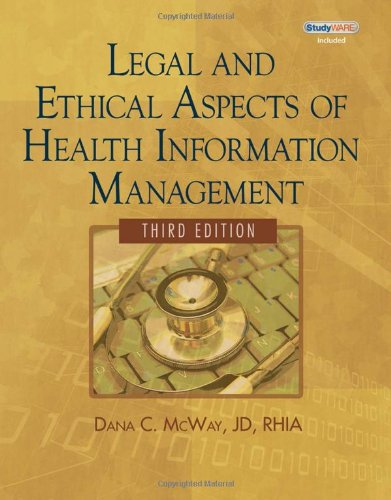 Legal and Ethical Aspects of Health Information...