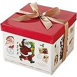 HEADSクリスマスギフトボックスラッピングセット-L XAQ-OTGL-A...