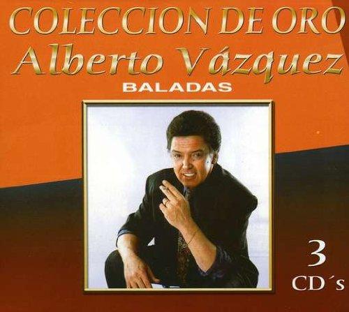 Alberto Vazquez - Baladas Con Orquesta: Coleccion De Oro - Lyrics2You