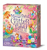 Mould & Paint Glitter Fairy Plaster Kit