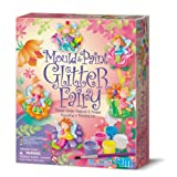 Mould & Paint Glitter Fairy Plaster Kitby Great Gizmos