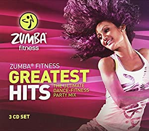 Zumba Fitness Greatest Hits CD