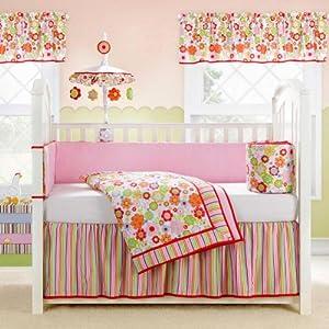 Bananafish-Tana Baby Girl 4Pc Crib Bedding Set By In ...