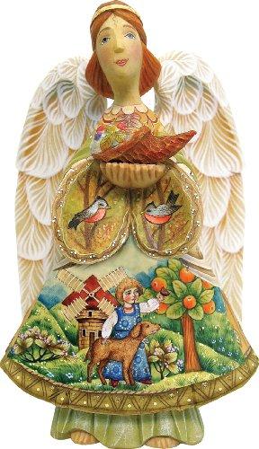 Debrekht Harvest Angel Figurine