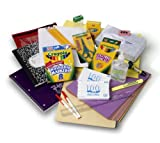 Crayola First and Second Grade Supply Pack