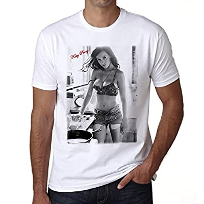 Katy Perry Men's T-shirt Celebrity Star ONE IN THE CITY
