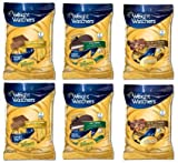 Weight Watchers 6-pack Combo 2 Butter Caramel/2 Coconut/2 Double Chocolate Mousse