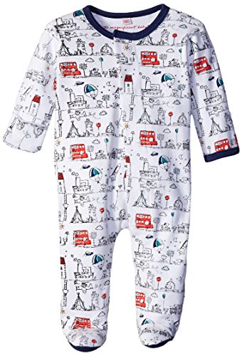 Magnificent Baby Baby-Boys Tally Ho Footie