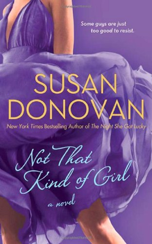 book cover of Not That Kind of Girl