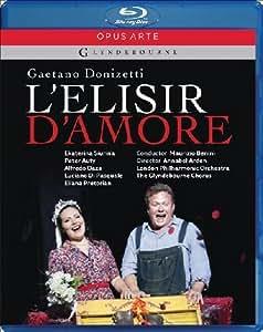 Donizetti;Gaetano L Elisir D a [Blu-ray] [Import]